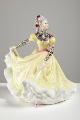 英国艺术家Jessica Harrison的瓷器艺术