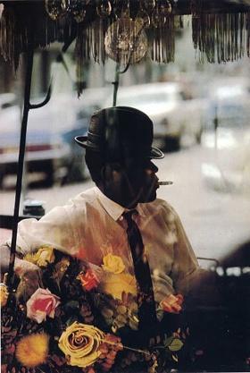 索尔·雷特 (Saul Leiter) 街头摄影