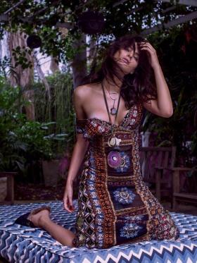 巴西版《Vogue》十月刊时尚大片 | 摄影 Mariano Vivanco