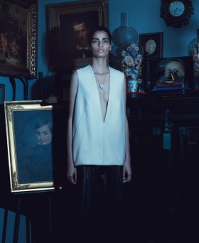 印度版《L'Officiel》十月刊时尚大片 | 摄影 Onin Lorente