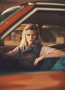 《Russh》#66 十月刊时尚大片 | 摄影 Emma Tempest