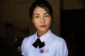 纯朴的魅力,朝鲜美女 | Mihaela Noroc