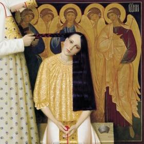俄罗斯艺术家Andrey Remnev | 古典美女