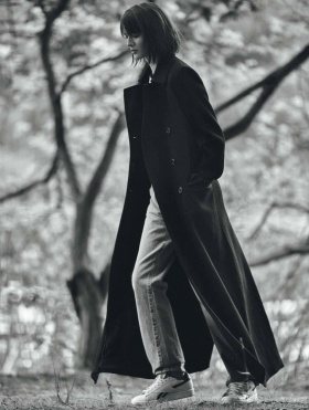 《L'express Styles》十月刊时尚大片 | 摄影 Emma Tempest