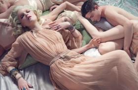 《Numéro》#167 十月刊时尚大片 | 摄影Sofia Sanchez & Mauro Mongiello