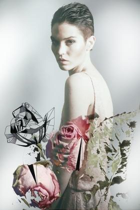 Rhian Cox 时尚摄影作品