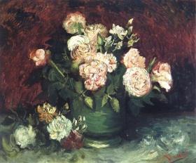 Vincent van Gogh (梵高) | 花