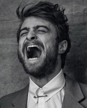 Daniel Radcliffe 魅登《ICON》|摄影Michael Schwartz