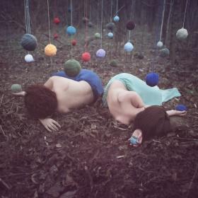 Luiza Boldeanu 观念艺术摄影作品