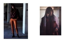 土耳其版《Grazia 》十月刊时尚大片 | 摄影 Kerem Yilmaz