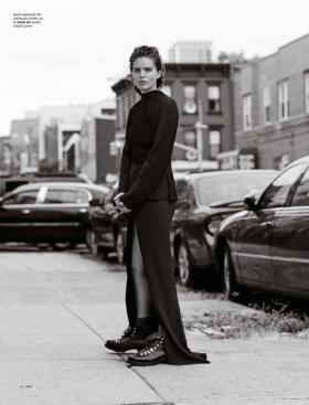 《Vamp》时尚大片 | 摄影 Bruno Staub