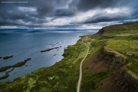 Jakub Polomski  | 从空中看冰岛