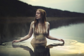德国女摄影师Andrea Peipe唯美人像摄影