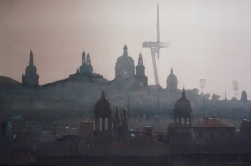 Charles Villeneuve |水彩城市