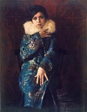 油画质感 |Marie Cosindas  复古影像