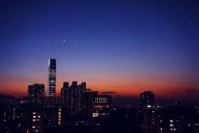 Night HK