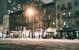 Vivienne Gucwa | 纽约,雪
