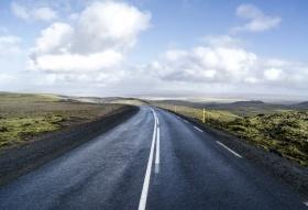 Nick Frank风光摄影 |冰岛,路