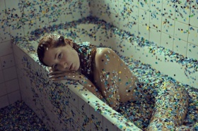 Marta Bevacqua |浴缸人像