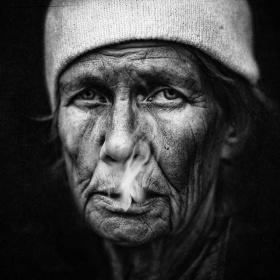 Lee Jeffries | 无家可归的人