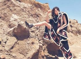 意大利版《Marie Claire》十一月刊时尚大片 | 摄影 David Bellemere