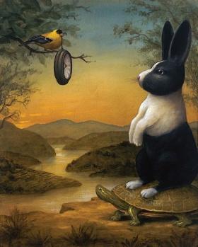 Kevin Sloan | 超现实主义绘画