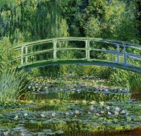 克劳德·莫奈(Claude Monet) |桥