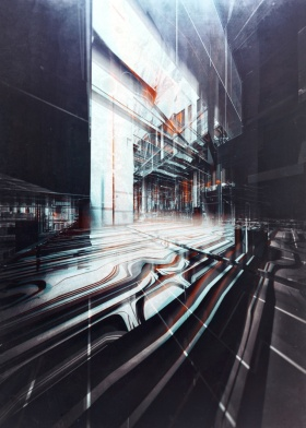 Atelier Olschinsky 抽象数字艺术作品