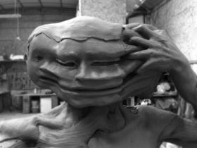 Enrico Ferrarini ,意大利雕塑家