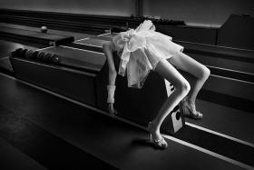 Simon Brodziak 黑白光影