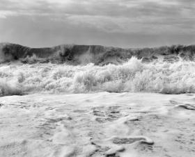 Clifford Ross摄影作品 |《Hurricane》(飓风)