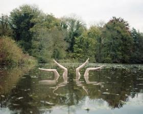 Jean-Baptiste Courtier | 河流里的花样游泳