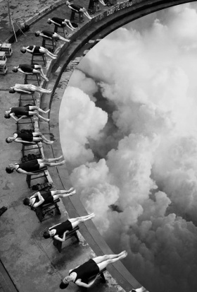 Merve Ozaslan | 超现实主义拼贴(02)