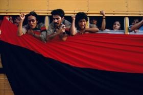 Susan Meiselas战争纪实摄影 | 尼加拉瓜1978 - 1979