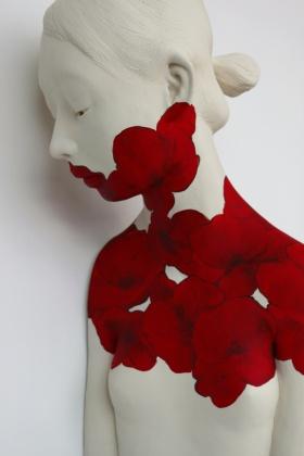 Gosia   细腻的雕塑