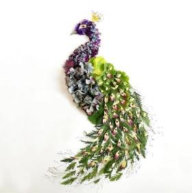 Bridget Beth Collins |花的艺术