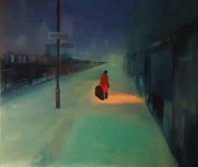 Marta Zamarska 绘画作品