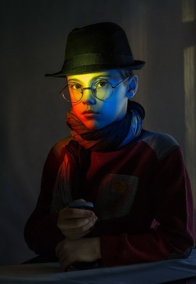 Alexey Sovertkov肖像作品 |«Digiclassicism»