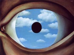 雷尼·马格利特(Rene Magritte)超现实主义绘画