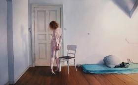 Reuben Negron | 房间里的女孩