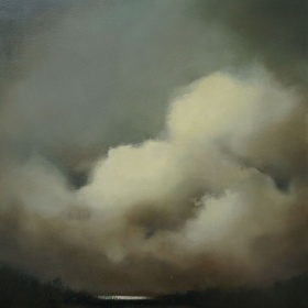 Amanda Kavanaugh 抽象风光绘画