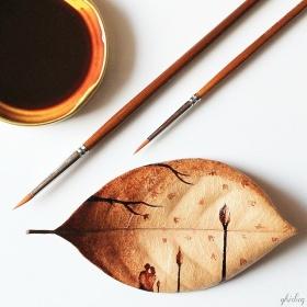 Ghidaq al-Nizar 咖啡的艺术创作