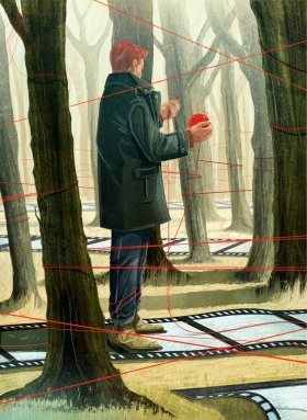 Jonathan Bartlett 插画作品