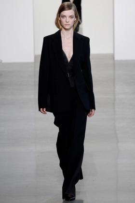 Calvin Klein 2016秋冬 |纽约时装周