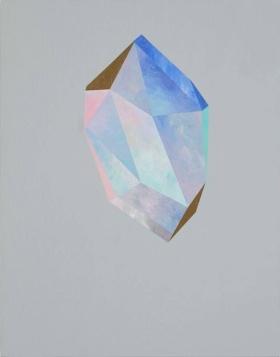 Rebecca Chaperon 绘画作品 |水晶