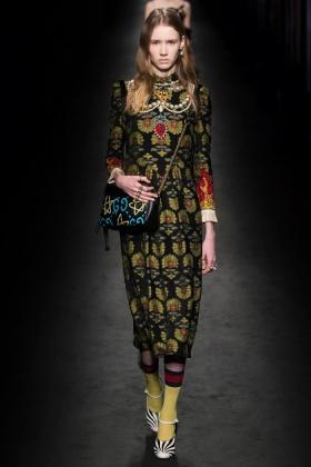 Gucci 2016秋冬 |米兰时装周