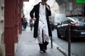 巴黎时装周 |街拍
