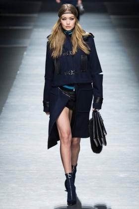 Versace 2016秋冬 | 米兰时装周