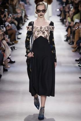Christian Dior 2016秋冬 | 巴黎时装周