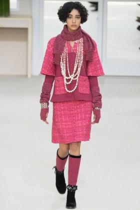 Chanel 2016秋冬 | 巴黎时装周